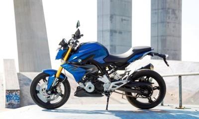 2016 BMW Motorrad G 310 R 89