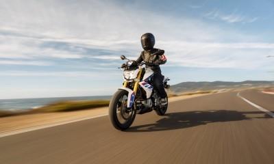 2016 BMW Motorrad G 310 R 9