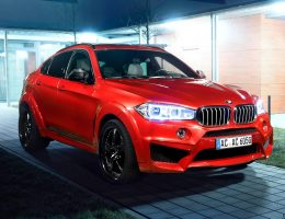 Best of Geneva – 2016 BMW X6 FALCON by AC Schnitzer