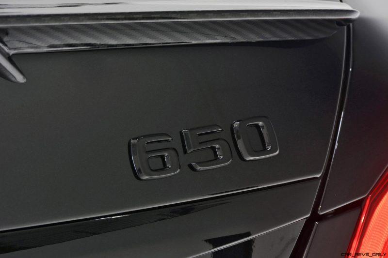 2016 BRABUS C63S 4