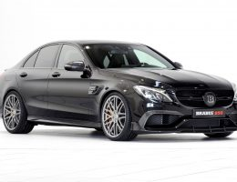 650HP, 3.7s BRABUS C63-S – Remote Exhaust, 200MPH vMax for Juiciest AMG 4.0TT Yet