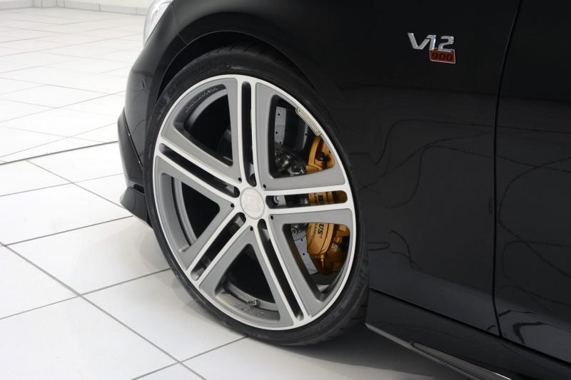 2016 BRABUS ROCKET 900 Coupe 12