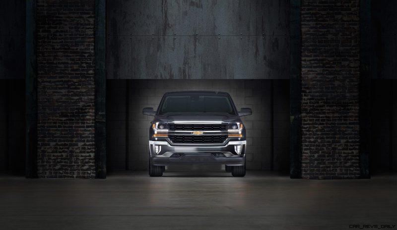 2016 Chevrolet Silverado eAssist - 500-Unit Hybrid V8 Cali Special 2016 Chevrolet Silverado eAssist - 500-Unit Hybrid V8 Cali Special