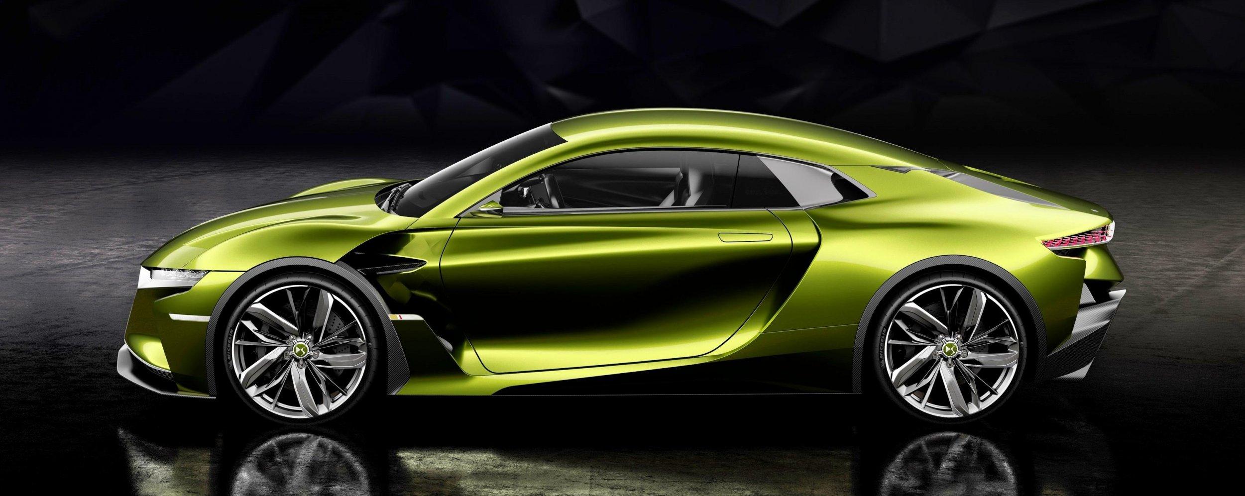 2016 ds e tense fantasy color visualizer of full balls for Concept car 2016