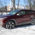 Hawkeye Drives - 2016 Hyundai Tucson Limited 1.6T Review