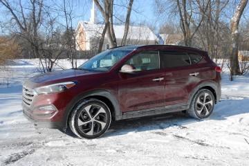 Hawkeye Drives – 2016 Hyundai Tucson Limited 1.6T Review