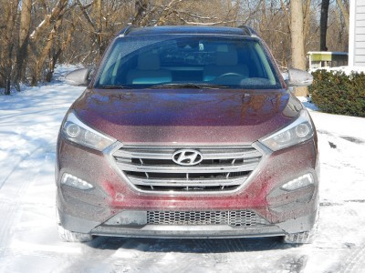 2016 Hyundai Tucson Review 4