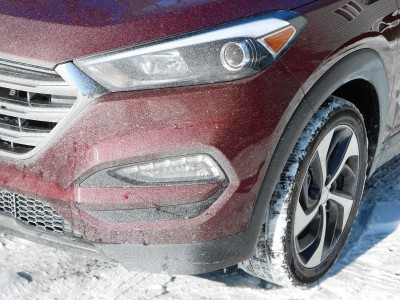 2016 Hyundai Tucson Review 5