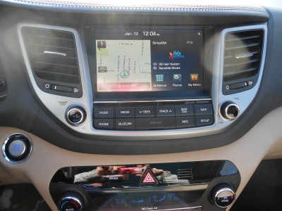2016 Hyundai Tucson Review - Interior Photos 13