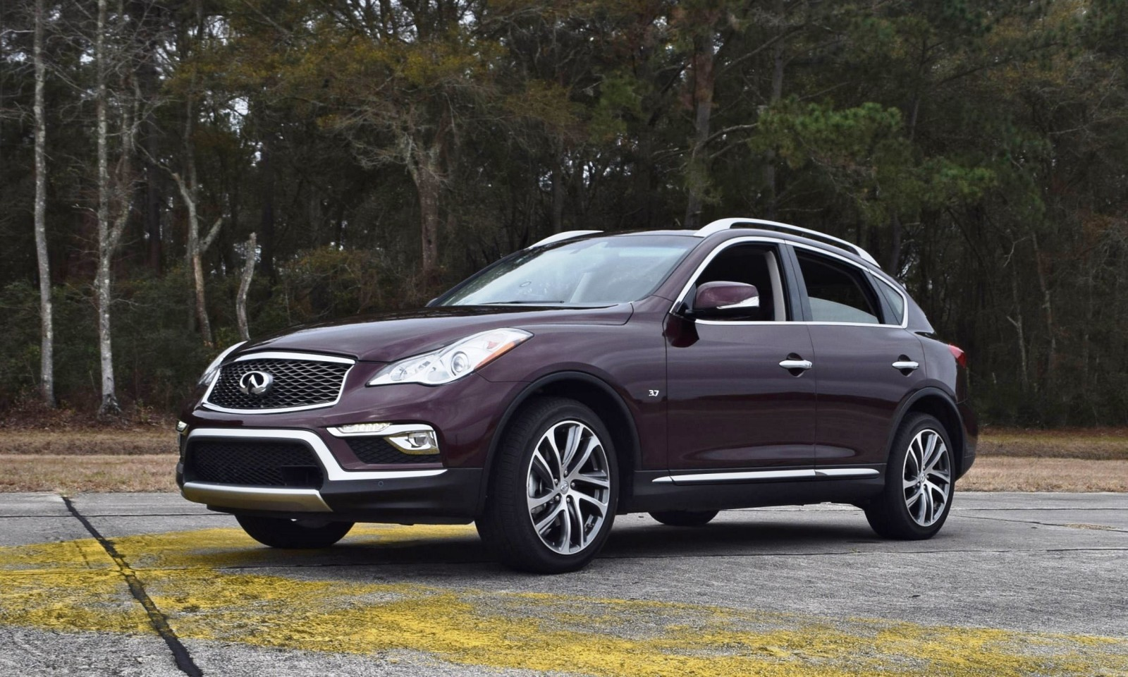 Road Test Review 2016 Infiniti Qx50