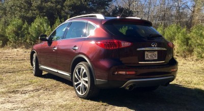 2016 Infiniti QX50 Review 33
