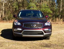Road Test Review – 2016 Infiniti QX50