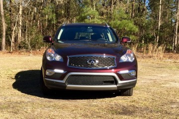 Road Test Review - 2016 Infiniti QX50