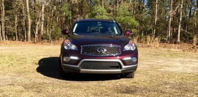 2016 Infiniti QX50 Review 34