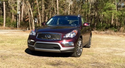 2016 Infiniti QX50 Review 35