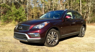 2016 Infiniti QX50 Review 36