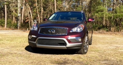 2016 Infiniti QX50 Review 37