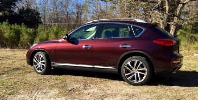 2016 Infiniti QX50 Review 38