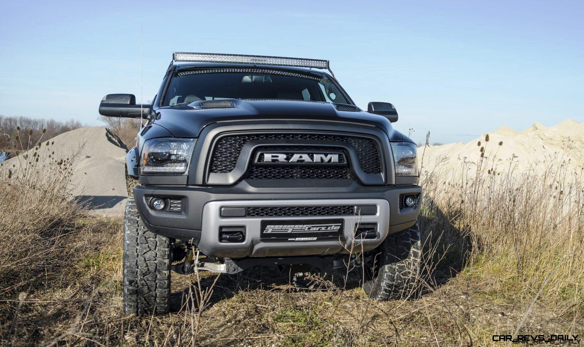 2016 RAM REBEL by GeigerCars