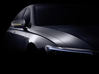 2016 Volkswagen PHIDEON 1
