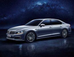 Geneva Debuts – 2016 SAIC Volkswagen PHIDEON – China-Only Super-Passat