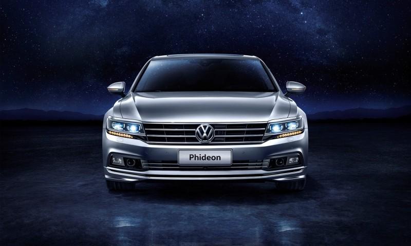 2016 Volkswagen PHIDEON 7