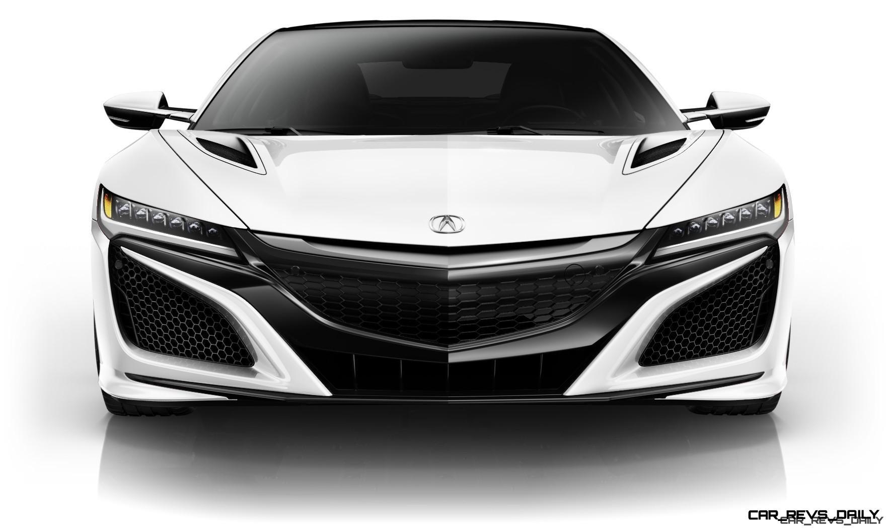 2017 Acura NSX WTF 15