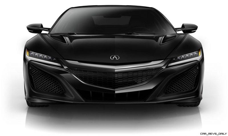2017 Acura NSX WTF 16