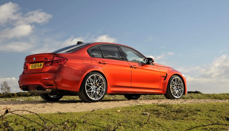 2017 BMW M3 Competition Pack 12