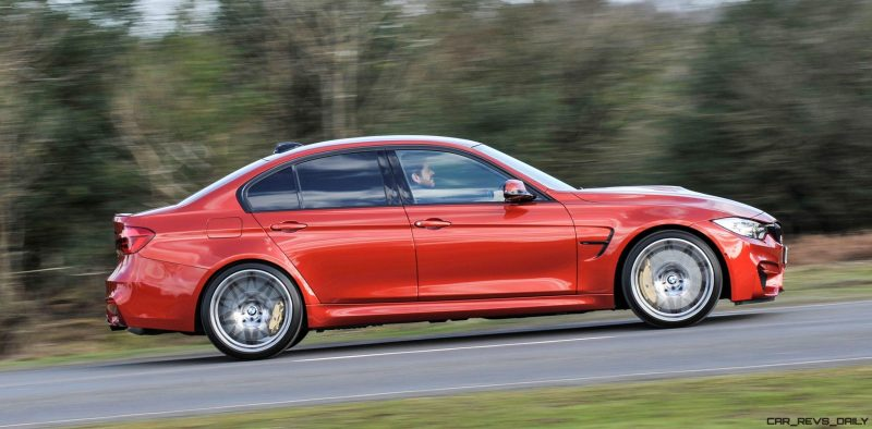 2017 BMW M3 Competition Pack 19