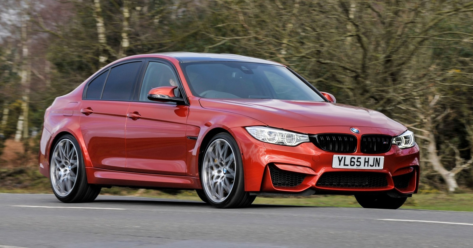~3.8s 2017 BMW M3/M4 Competition Pack - Gloss Black Trims ...