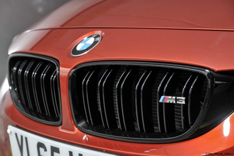 2017 BMW M3 Competition Pack 7