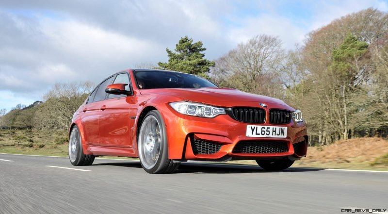 2017 BMW M3 Competition Pack 8