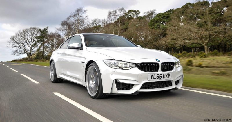 2017 BMW M4 Competition Pack 4