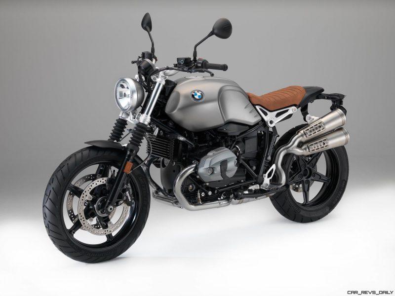 2017 BMW R nineT Scrambler 10