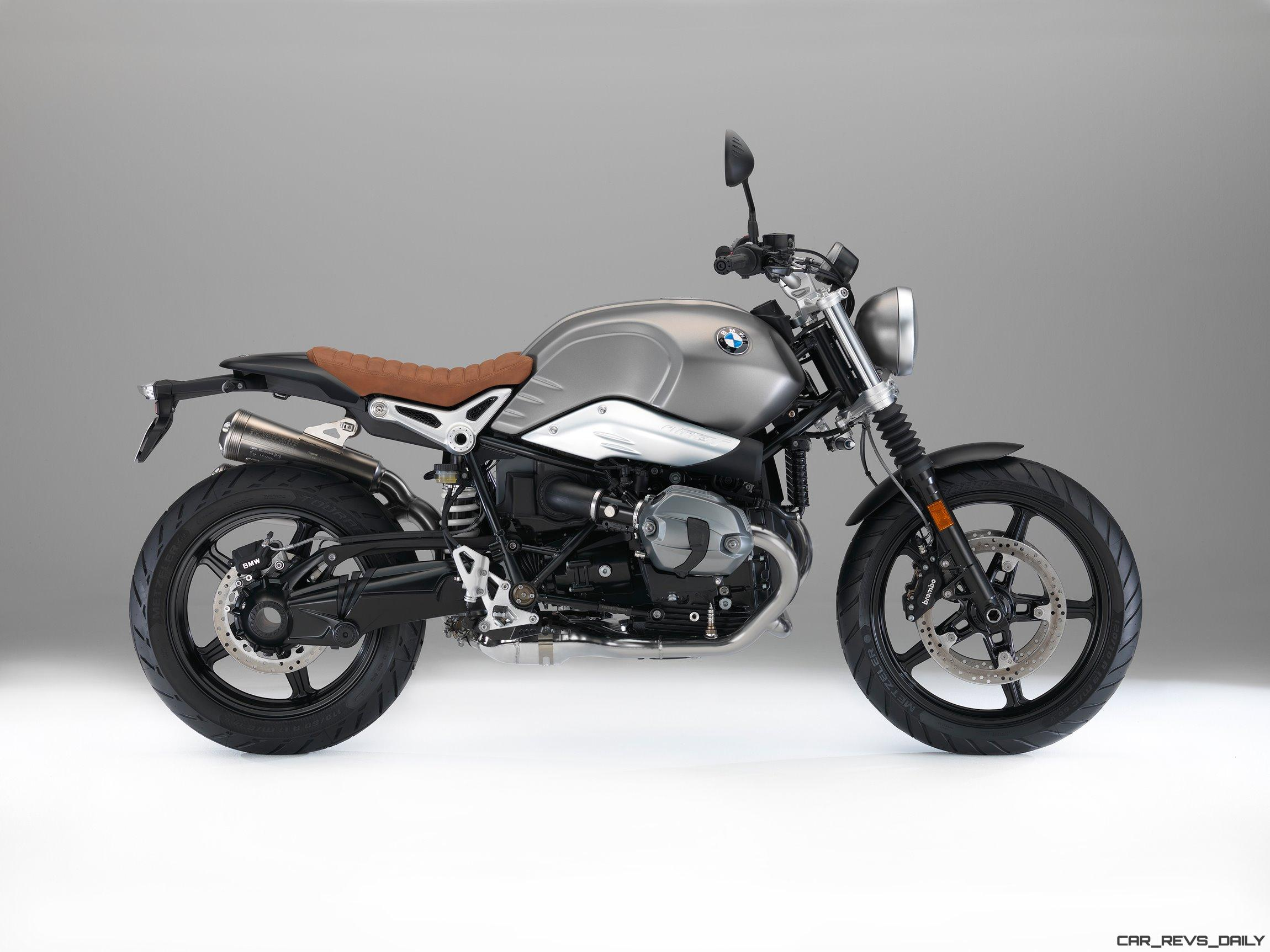 2017 bmw r ninet scrambler air cooled boxer thrillride usa arrival specs car revs. Black Bedroom Furniture Sets. Home Design Ideas