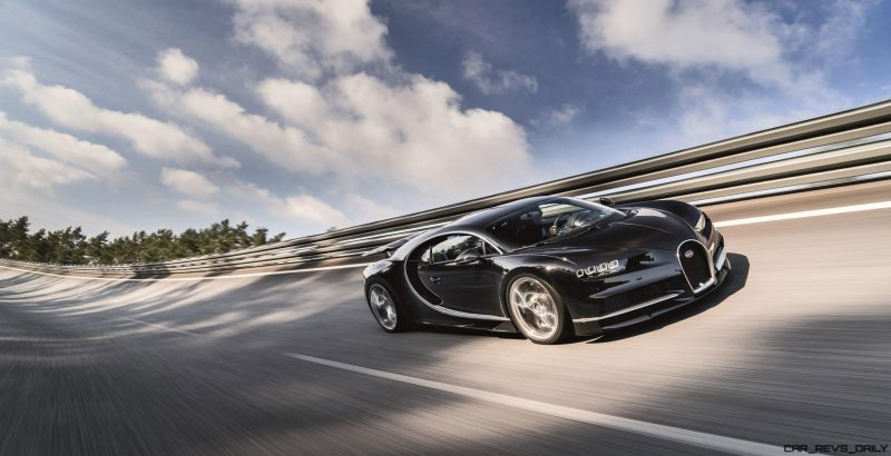 2017 Bugatti CHIRON Black Dynamic 2
