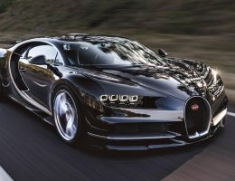 2017 Bugatti CHIRON – Dynamic Onyx + Grand Palais Photosets