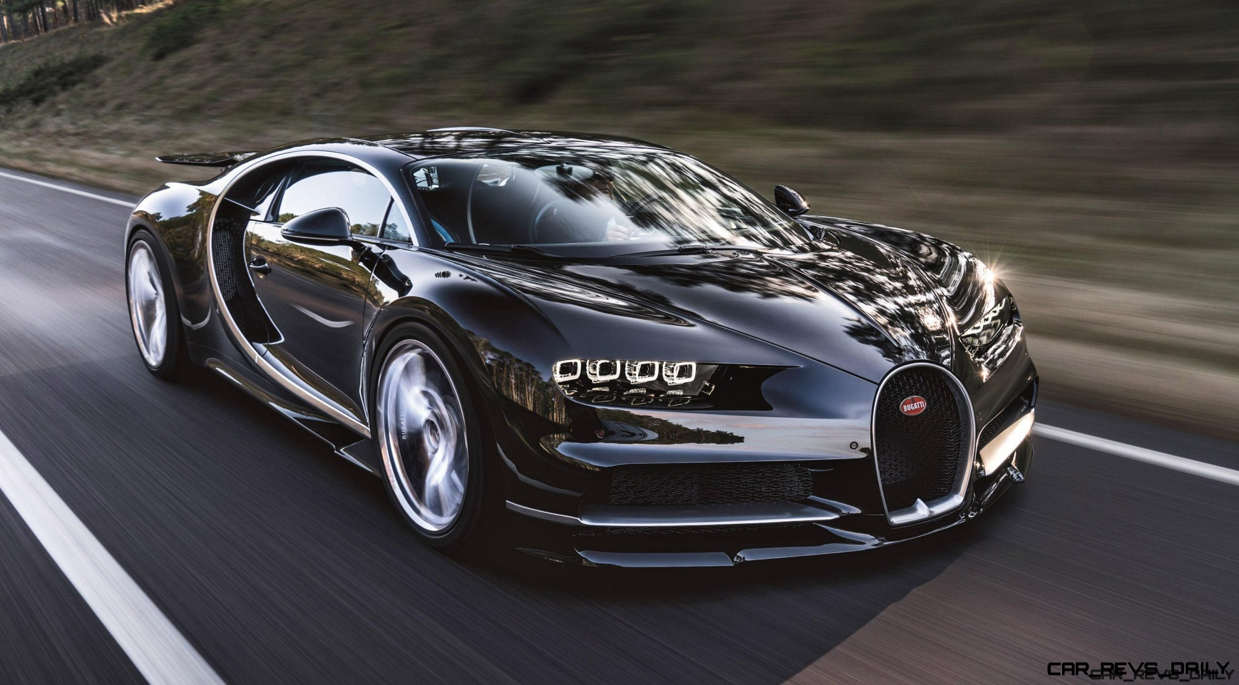 2017 Bugatti CHIRON   Dynamic Photos