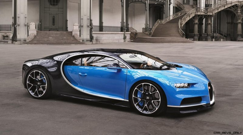 2017 Bugatti CHIRON Grand Palais 4 copy