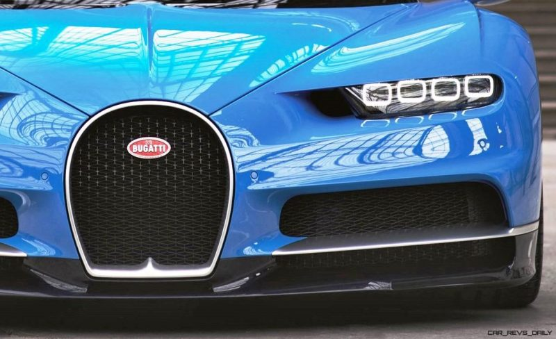 2017 Bugatti CHIRON Grand Palais 8 copy