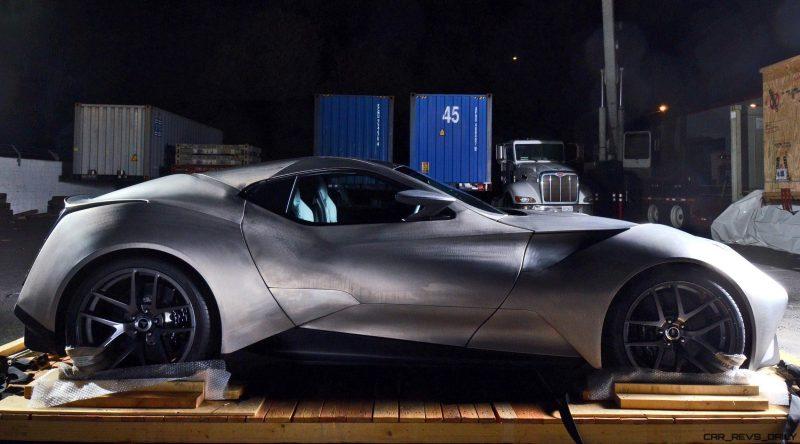 2017 ICONA Vulcano Titanium 12