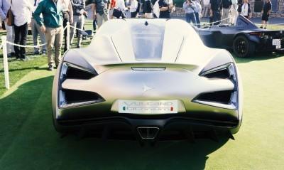 2017 ICONA Vulcano Titanium 8