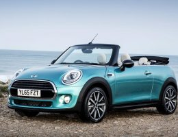2017 MINI Cooper Convertible – 80 New Photos of Ragtop