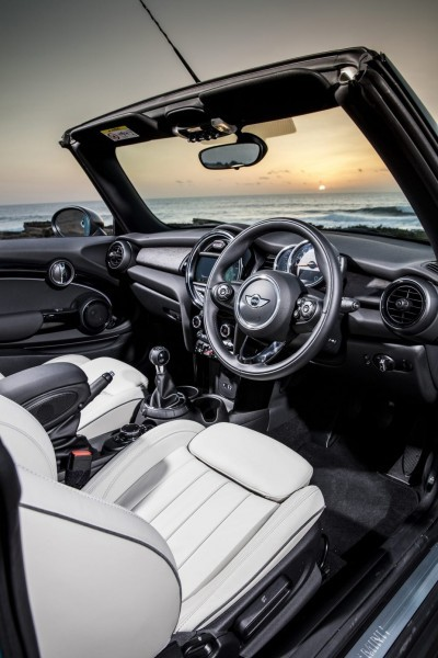 2017 MINI Cooper Convertible 58