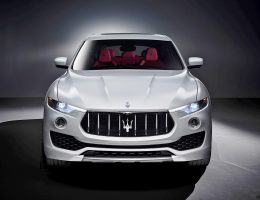 2017 Maserati LEVANTE Is Official!