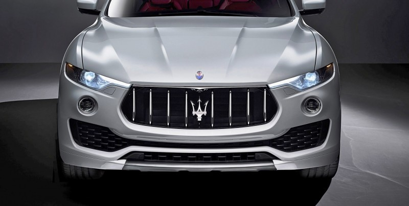 2017 Maserati LEVANTE Is Official! 2017 Maserati LEVANTE Is Official! 2017 Maserati LEVANTE Is Official!