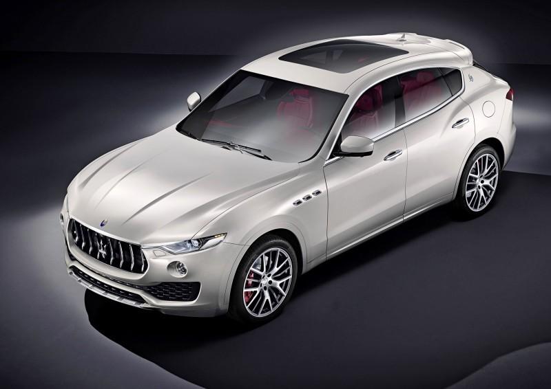 2017 Maserati Levante 3