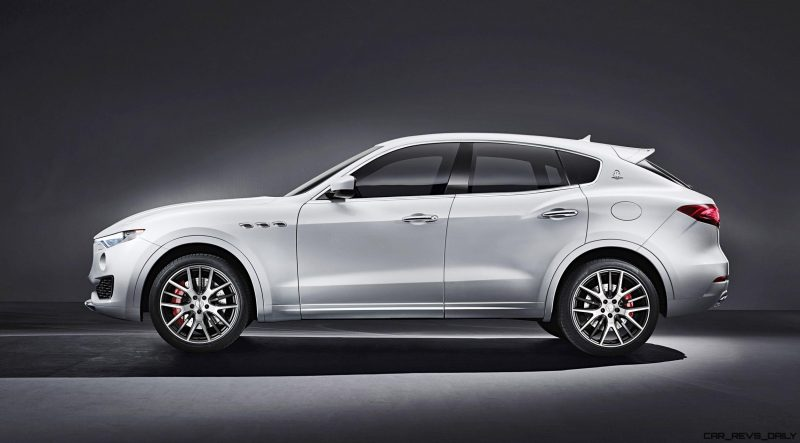 2017 Maserati Levante 5