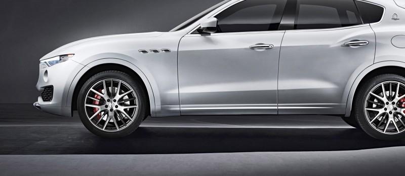 2017 Maserati Levante 6